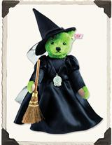 STEIFF WICKED WITCH OF THE WEST BEAR