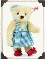 STEIFF DOROTHY OF THE WIZARD OF OZ MINI BEAR