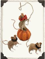 CIRCUS MICE (SET OF 3)