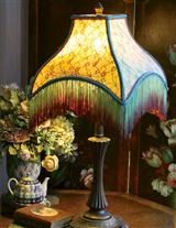 LADIES' PARLOUR LAMPSHADE