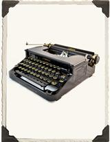 SMITH CORONA FLATTOP TYPEWRITER