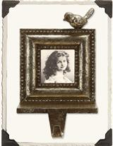 PHOTO FRAME STOCKING HOLDER