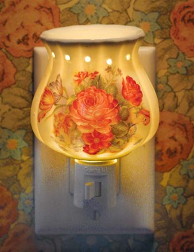 ELEANOR'S BOUQUET FRAGRANCE NIGHTLIGHT