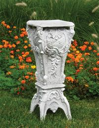 French Pedestal
