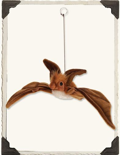 TOOTSIE THE BROWN BABY BAT