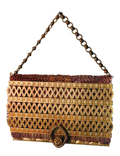 Vintage & Retro Handbags, Purses, Wallets, Bags Sarah Cavender J. Capulet Purse $199.95 AT vintagedancer.com