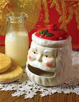 HUNGRY SANTA MILK & COOKIE MUG