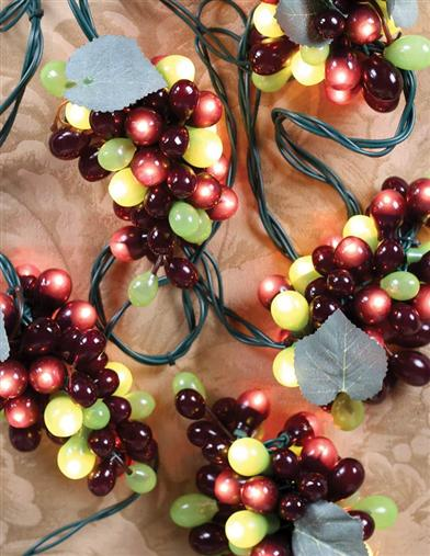 VINEYARD VARIETY LIGHT GARLAND