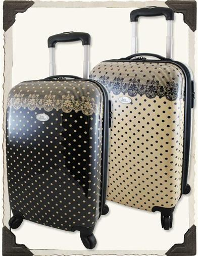 ROMANTIC ROLLING CARRY-ON LUGGAGE