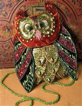 OPULENT OWL PURSE (LIMITED EDITION)