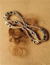 ART DECO HAIR PIN
