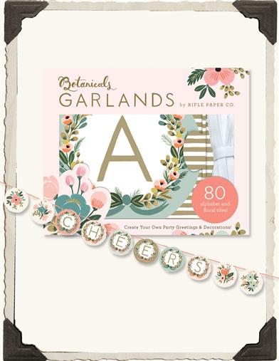 BOTANICAL GARLANDS