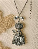 Mademoisowl Necklace