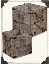 BOUCHARD CRATES (PAIR)