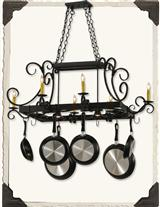 WILFORD MANOR POT RACK