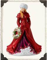 ROYAL DOULTON 'PRETTY LADIES' FIGURE OF THE YEAR