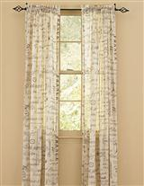 PENMANSHIP CURTAINS
