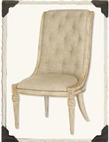 JESSICA MCCLINTOCK PARIS STUDIO SIDE CHAIR (PAIR)