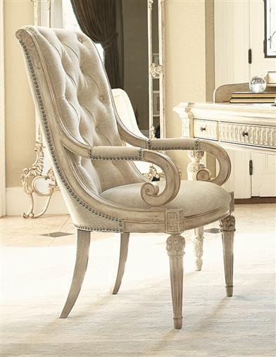 JESSICA MCCLINTOCK REVIVAL ARM CHAIR