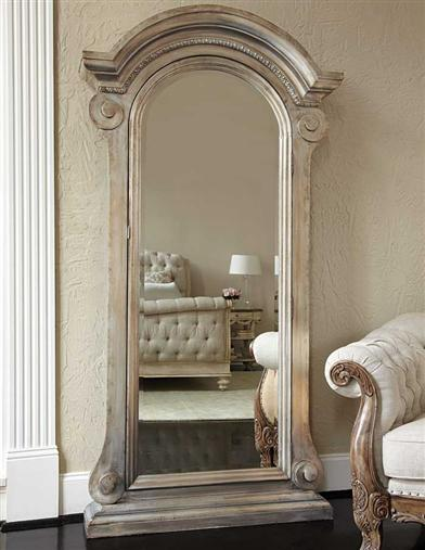 JESSICA MCCLINTOCK MIRRORED JEWELRY SAFE
