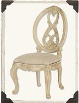 JESSICA MCCLINTOCK ROCOCO SIDE CHAIR (PAIR)
