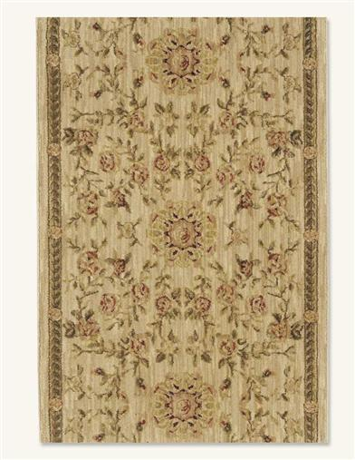 GOLD ROSES VIENNA RUG