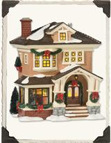 DEPT. 56 GRANDMOTHER'S HOUSE