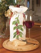 HOLLY WINE BAG