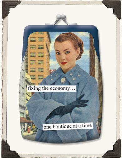 ANNE TAINTOR COIN PURSE