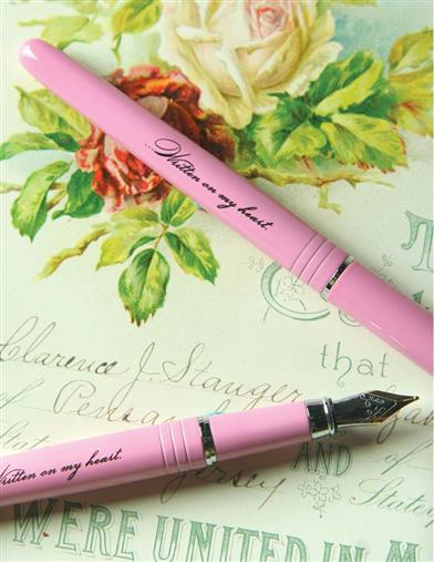 Written On My Heart Pen