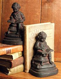 Young Reader Bookends