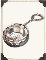 WATER FAIRY TEA STRAINER - TEA LOVER'S COMPANION