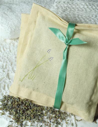 FRESH-CUT LAVENDER DRYER SACHETS (PAIR)