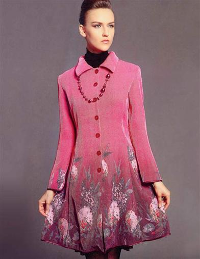 GIVERNY COAT DRESS
