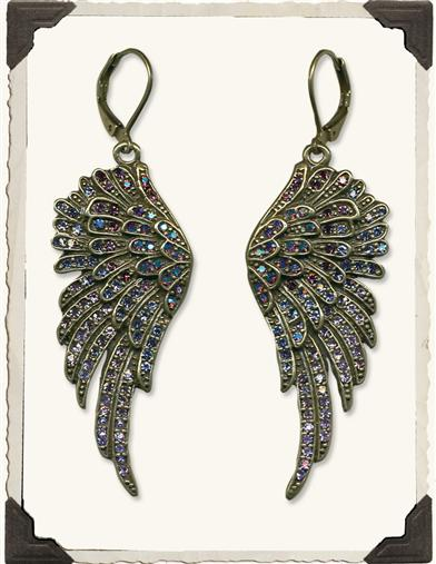 EARTH ANGEL EARRINGS