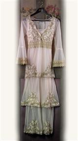 Creme Chambord Gown