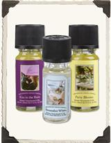 BRIDGEWATER FRAGRANCE OILS (SET OF 3)