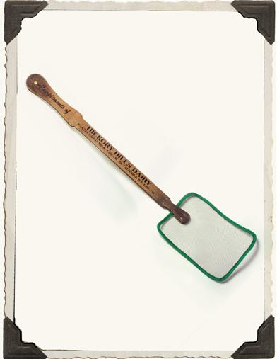 HICKORY HILLS DAIRY FLY SWATTER