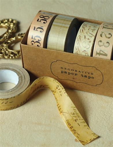 CURIOUS PAPER TAPE