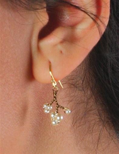 ROBIN GOODFELLOW TREE OF LIFE EARRINGS