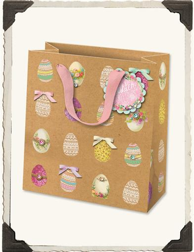 EASTER 'BAG-SKET' (PAIR)