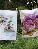 APRIL CORNELL WATERCOLOURS TEA TOWELS (SET OF 3)