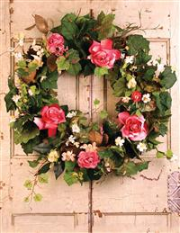 Enchanted Cottage Wreath