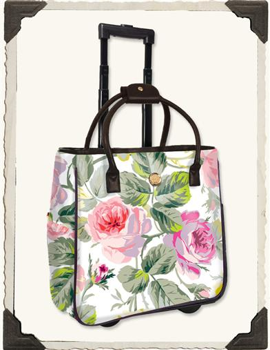 ANNA GRIFFIN GRACE ROLLING BAG