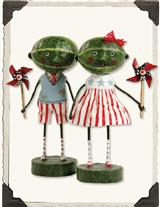 WATERMELON KIDS (PAIR)