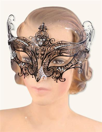 Gothic Intrigue Mask (Flourish)