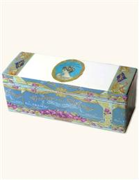 ROSE SAVON PARFUMERIE LABEL BOX