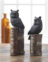 BLACK MAGIC OWLS