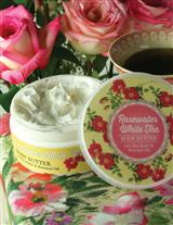 ROSEWATER & WHITE TEA BODY BUTTER