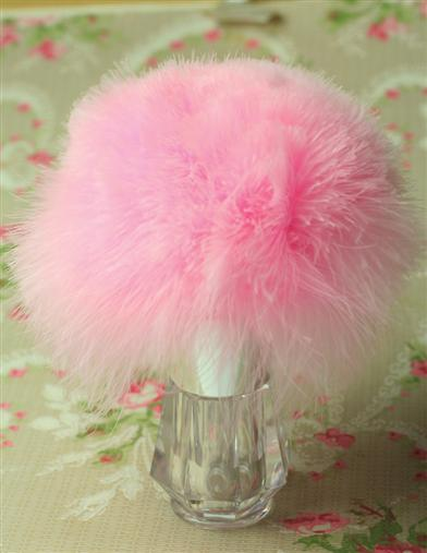 TICKLED PINK BODY DUSTER